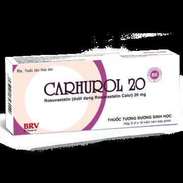 CARHUROL 20